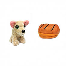"""М'яка іграшка """"Солодкий щеня"""" 20021 в контейнері (Рулет)"""