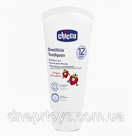 Зубна паста Chicco дитяча - полуниця, 50 мл