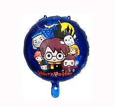Фольгированные воздушные шары гарри поттер диаметр 45 см