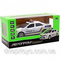Машинка игровая автопром «Полицейский автомобиль» (свет, звук) 7844, фото 3