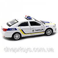 Машинка игровая автопром «Полицейский автомобиль» (свет, звук) 7844, фото 4