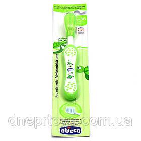 Зубна щітка Chicco Рожевий для немовлят (06958.00)
