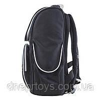 Рюкзак школьный каркасный YES H-11 Oxford black (553294), фото 2