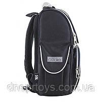 Рюкзак школьный каркасный YES H-11 Oxford black (553294), фото 3