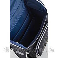 Рюкзак школьный каркасный YES H-11 Oxford black (553294), фото 5
