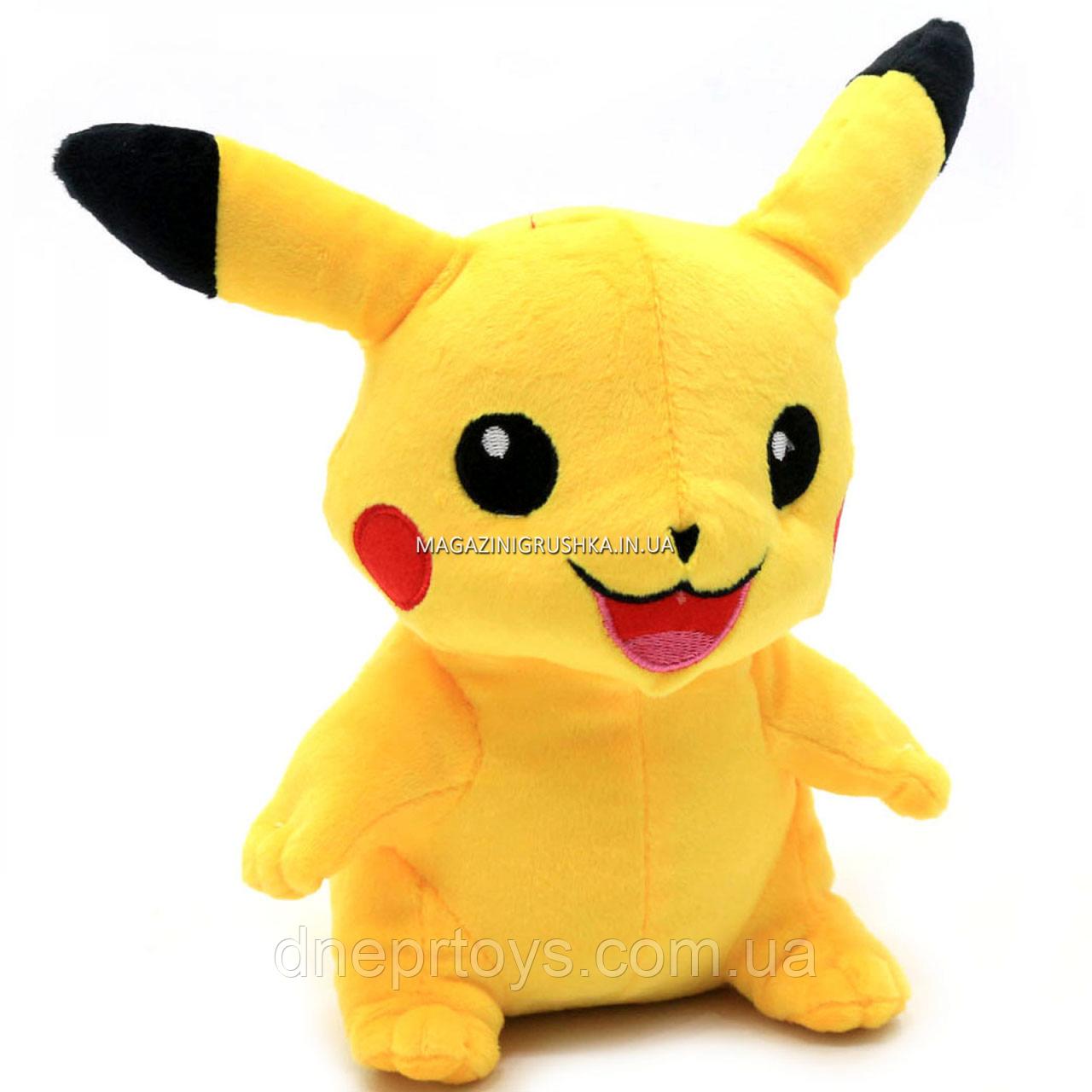 Мягкая игрушка Покемон - Пикачу №1 23см арт.24786/00664-1