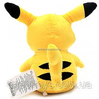 Мягкая игрушка Покемон - Пикачу №1 23см арт.24786/00664-1, фото 2