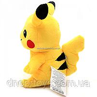 Мягкая игрушка Покемон - Пикачу №1 23см арт.24786/00664-1, фото 4