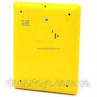 Интерактивный планшет «Абетка» укр, цвет, счет, букви, 21-18,6-2 см (PL-719-17), фото 6