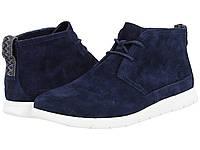Угги-ботинки мужские оригинальные UGG Freamon синие, фото 1