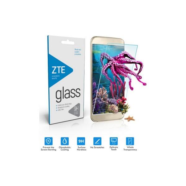Захисне скло ZTE Blade A5 9H прозоре ColorWay