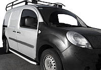 Боковые пороги Fullmond Renault Kangoo 2004-2008, фото 1