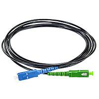 Патчкорд оптичний SC/APC-SC/UPC (ОКТ-Д(1,0)-1Е) 30м.