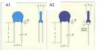 30pF 50V SL K(+/-10%pF) D<=5mm (TSL1H300K-L515B)