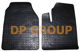 Коврики резиновые FORD CONNECT 2002-2013 (2ШТ) (T122054/AM2T1JA13065BB/BP8120) DP GROUP