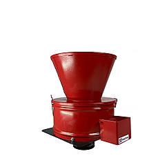 Травоизмельчитель Мульч-1 со шкивом MASTAK Красный 3328, КОД: 2371916