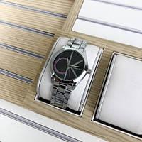 Calvin Klein 8302CZM Silver-Black