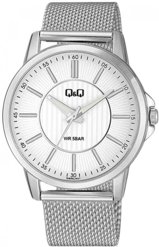 Наручные мужские часы Q&Q QB66J201Y оригинал