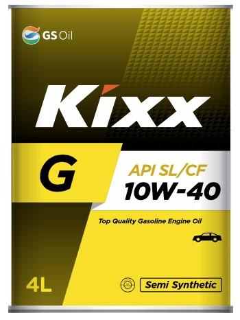 Масло KiXX G 10W-40