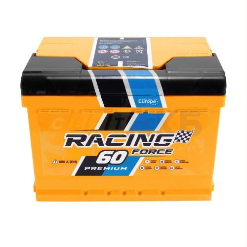 Акумулятор автомобільний FORSE RACING 60Ah 600A