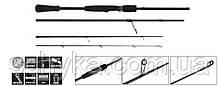 Удилище  спиннинговое Salmo 4-хскладове Salmo Sniper SPIN II TRAVEL 20  5-20 /2.40 2153-240