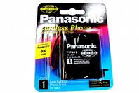 NI-Cd аккумулятор Panasonic (Р501) 3.6V600mAh длительное хранение без подзарядки