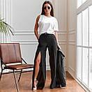 Трендовые женские брюки прямого кроя, фото 3
