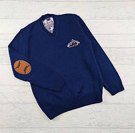 Синій светр для хлопчика 5 років Туреччина