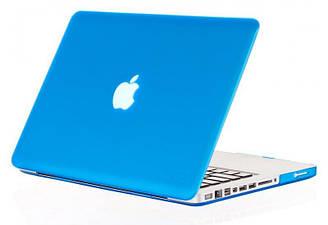 Пластиковый чехол Grand для MacBook Pro 15 New Голубой AL56715pronew, КОД: 196726