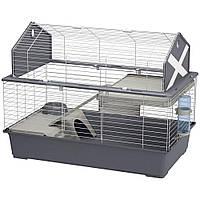 Клітка для кроликів і гризунів з аксесуарами та наклейками Ferplast Barn 100 (Ферпласт Барн 100)