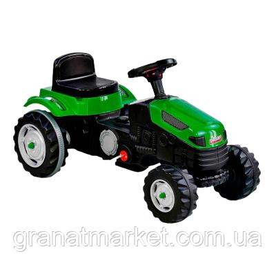 Трактор педальный Pilsan 07-314, зеленый