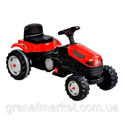 Трактор педальный Pilsan 07-314, красный