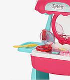 Дитяча іграшкова трюмо 8258P з аксесуарами, фото 4