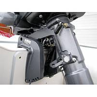 Лодочный мотор Yamaha, 6 лс, 4 тактный, F6 CMHS - подвесной мотор для яхт и рыбацких лодок, фото 6