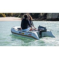 Двигун для човна Yamaha F6 CMHS - підвісний двигун для яхт і рибальських човнів, фото 8
