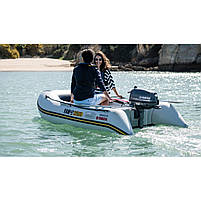 Лодочный мотор Yamaha, 6 лс, 4 тактный, F6 CMHS - подвесной мотор для яхт и рыбацких лодок, фото 8