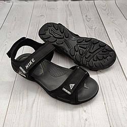 Чоловічі сандалі n1ke літні чорні Модель: НС-1