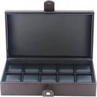 Шкатулка для хранения часов Salvadore PB/3500/10.DBR