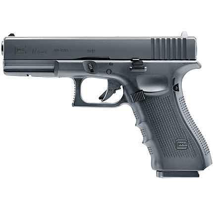 Пневматичний пістолет Umarex Glock 17 Gen 4, фото 2