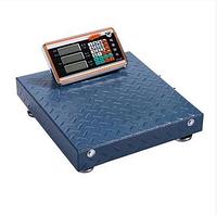 Торговые весы напольные аккумуляторные электронные для торговли с Wi-Fi Reinberg RB-307 300 кг