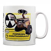Чашка Disney Pixar (Посторонние загрязнения WALL-E), 315 мл, фото 1