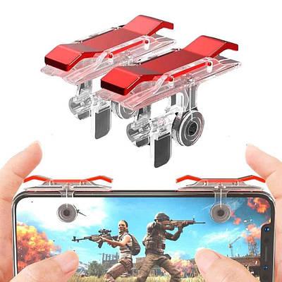 Ігрові курки тригери джойстики для телефону смартфона Е9