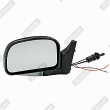 Зеркало боковое черное Elegant EL 130522 на ВАЗ 2109