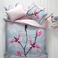 Постельное белье Tivolyo Home Orchidea pembe делюкссатин евро
