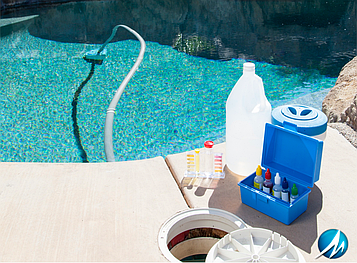 Подготовка бассейна к плавательному сезону, расконсервация