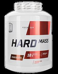 Гейнер для набора массы Progress Nutrition Hard Mass2000 г Шоколад