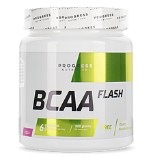 БЦАА Progress Nutrition BCAA Flash 500 грамм Кола