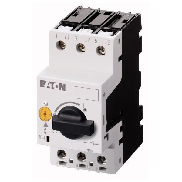 Автоматический выключатель защиты двигателя Eaton PKZM0-4А
