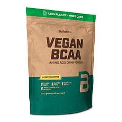 БЦАА BioTech Vegan BCAA 360 грамм Лимон