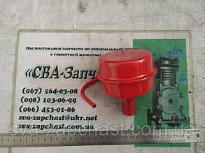 Глушитель доильного аппарата для вакуумного насоса